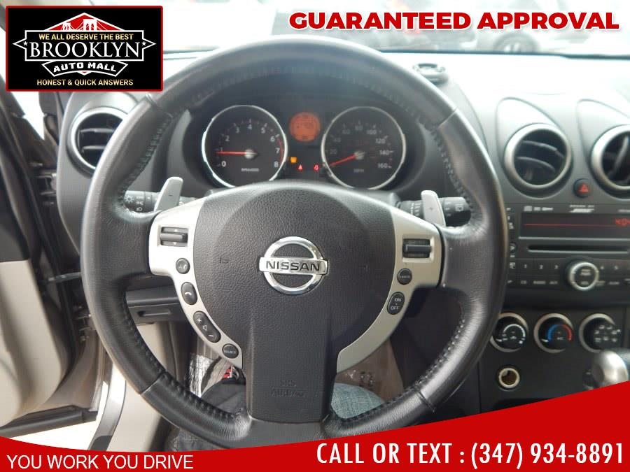 Used Nissan Rogue AWD 4dr SL w/CA Emissions 2008 | Brooklyn Auto Mall LLC. Brooklyn, New York