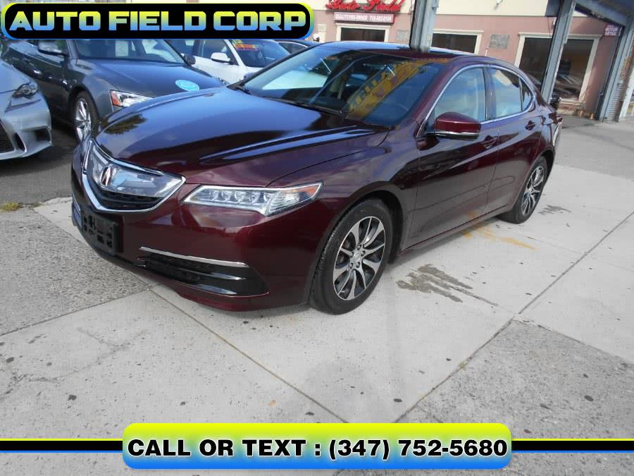 Used Acura TLX 4dr Sdn FWD Tech 2015 | Auto Field Corp. Jamaica, New York