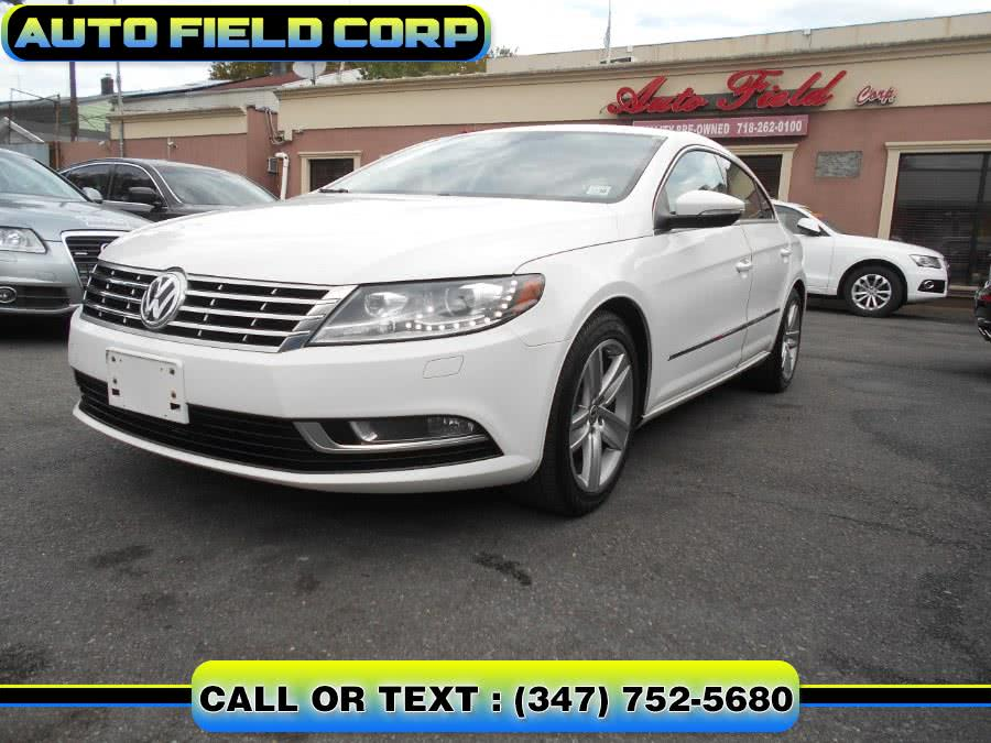 Used Volkswagen CC 4dr Sdn DSG Sport w/LEDs PZEV 2013   Auto Field Corp. Jamaica, New York