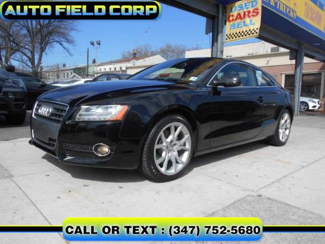 Used Audi A5 2dr Cpe Auto quattro 2.0T Prem 2012 | Auto Field Corp. Jamaica, New York