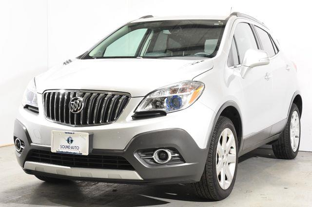 The 2015 Buick Encore Leather photos