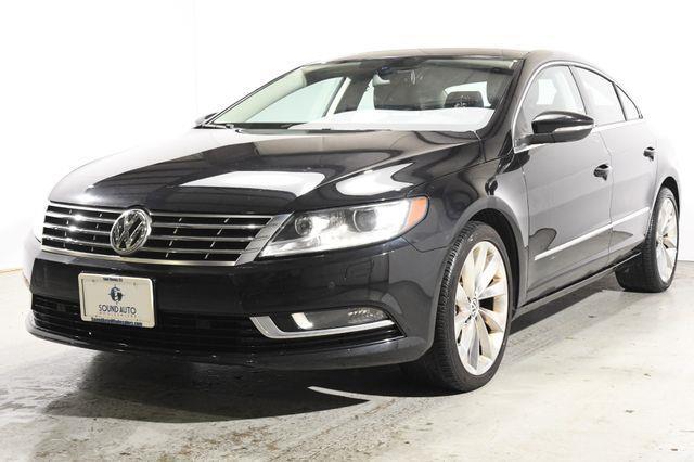 The 2013 Volkswagen CC VR6 4Motion Executive photos