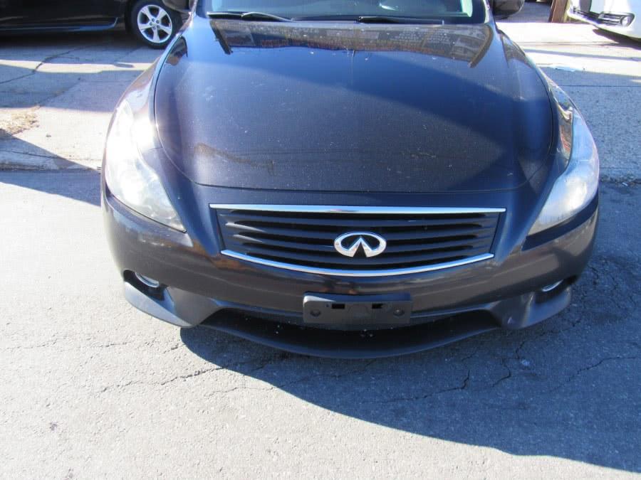 Used Infiniti G37 Coupe 2dr x AWD 2012 | Deals on Wheels International Auto. Levittown, Pennsylvania