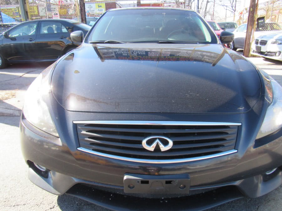 Used 2012 Infiniti G37 Coupe in Levittown, Pennsylvania | Deals on Wheels International Auto. Levittown, Pennsylvania