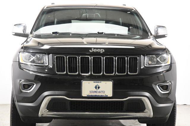 2015 Jeep Grand Cherokee Limited Nav & Sunroof photo