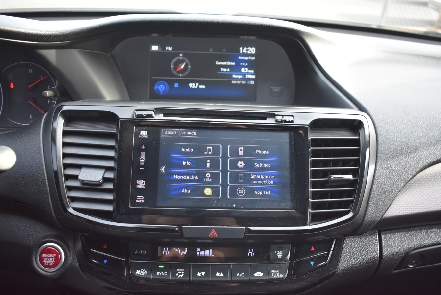 Used Honda Accord Coupe 2dr I4 CVT EX-L 2016 | VEB Auto Sales. Hartford, Connecticut