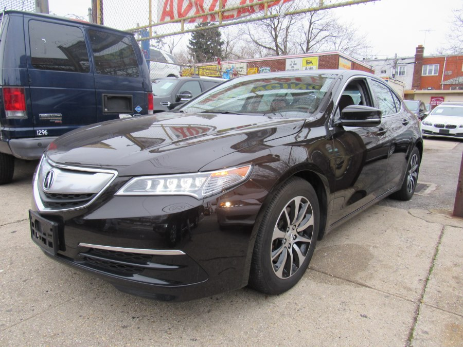 Used Acura TLX 4dr Sdn FWD 2016   Deals on Wheels International Auto. Levittown, Pennsylvania