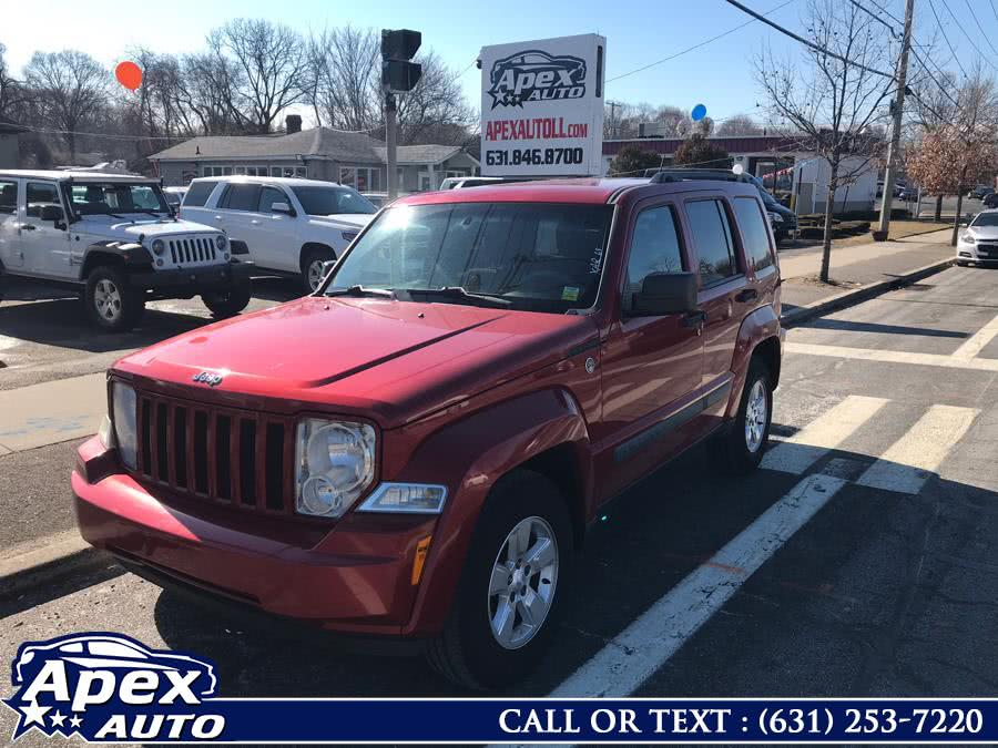 Used 2009 Jeep Liberty in Selden, New York | Apex Auto. Selden, New York