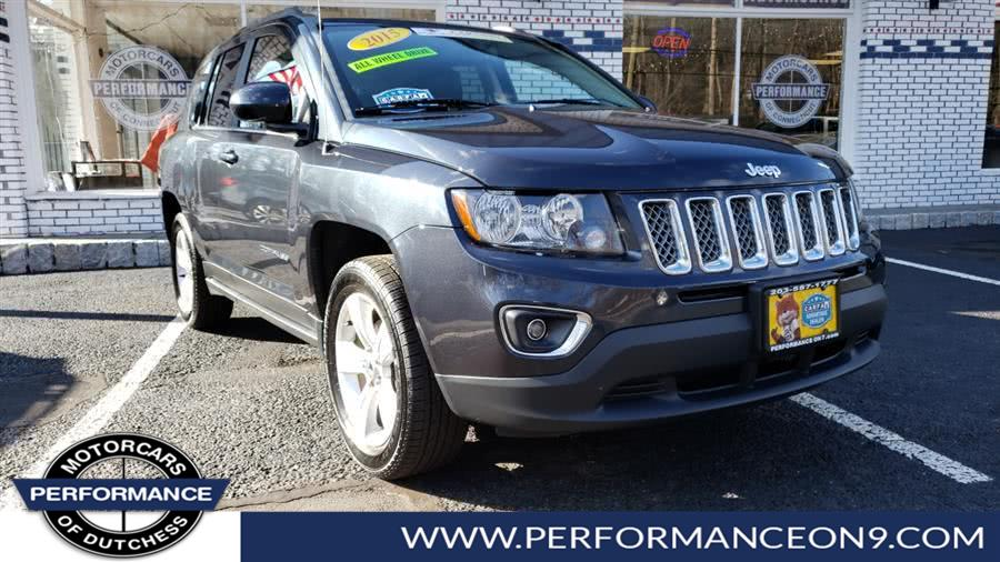 Used Jeep Compass 4WD 4dr Latitude 2015 | Performance Motorcars Inc. Wappingers Falls, New York