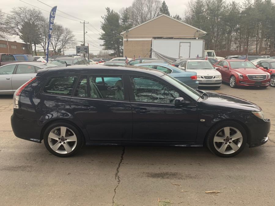 Used Saab 9-3 4dr Wgn 2.0T Comfort 2009 | Automotive Edge. Cheshire, Connecticut
