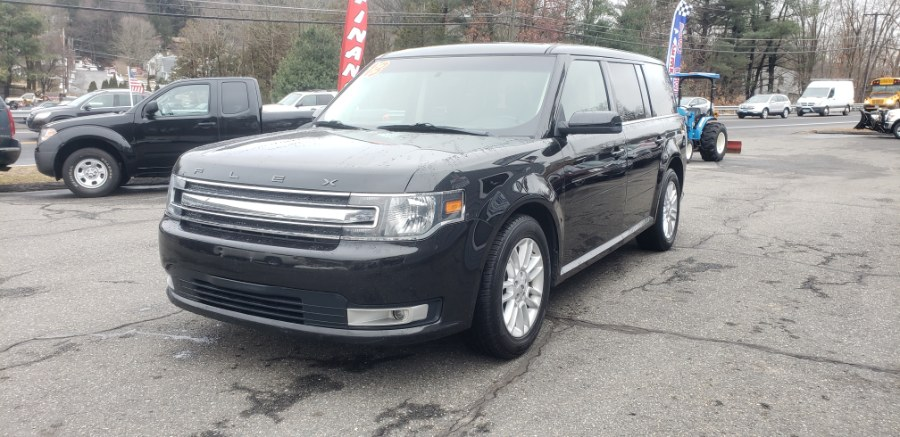2013 Ford Flex 4dr SEL AWD, available for sale in Thomaston, CT
