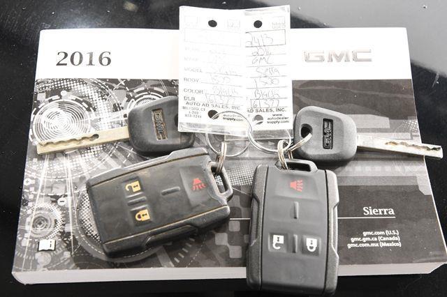 2016 GMC Sierra 1500 PICKUP photo