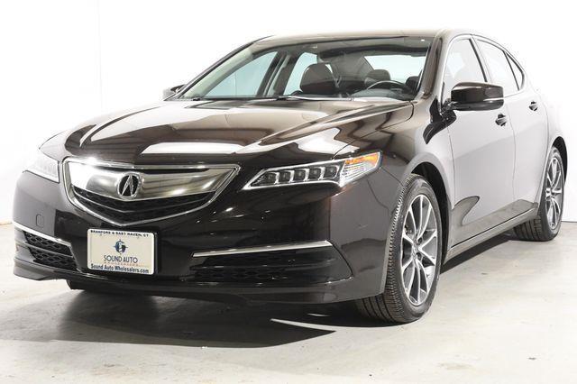2016 Acura TLX V6 Tech photo