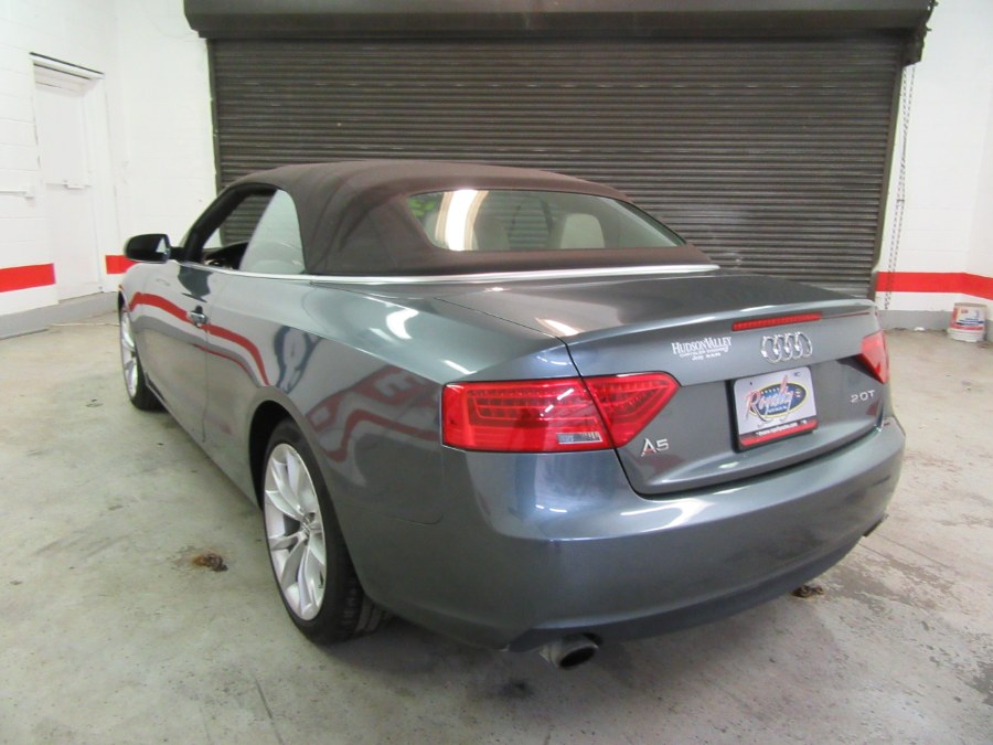 Used Audi A5 2dr Cabriolet Auto FrontTrak 2.0T Premium 2013 | Royalty Auto Sales. Little Ferry, New Jersey