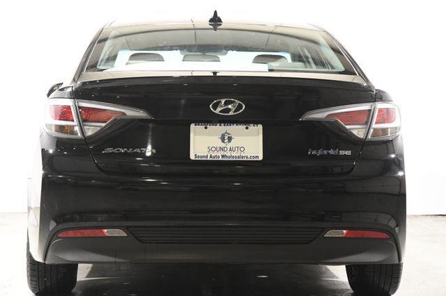 2016 Hyundai Sonata Hybrid SE photo