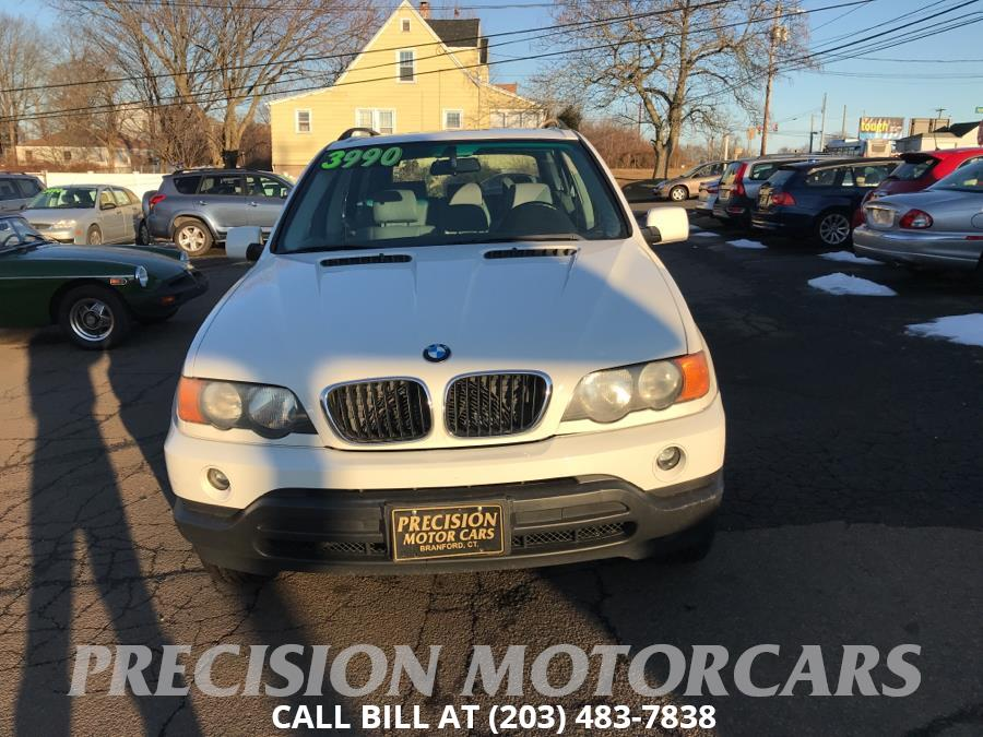 Used BMW X5 X5 4dr AWD 3.0L 2001 | Precision Motor Cars LLC. Branford, Connecticut