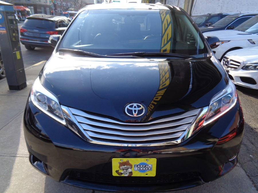 Used Toyota Sienna AWD Limited Premium Presidential Limo Conv Navigation Camera Bluetooth XM JBL Panoramic 2015 | Top Speed Motors LLC. Jamaica, New York