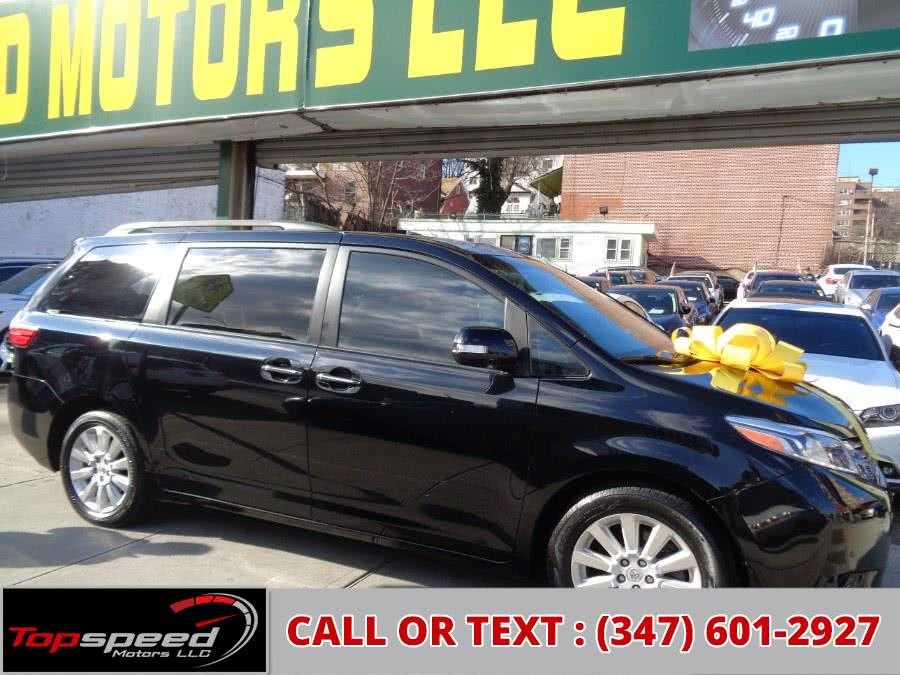 2015 Toyota Sienna AWD Limited Premium Presidential Limo Conv Navigation Camera Bluetooth XM JBL Panoramic, available for sale in Jamaica, NY