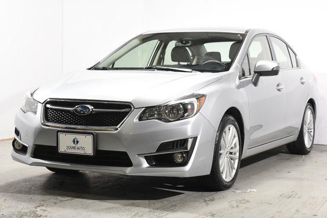 The 2016 Subaru Impreza Limited photos