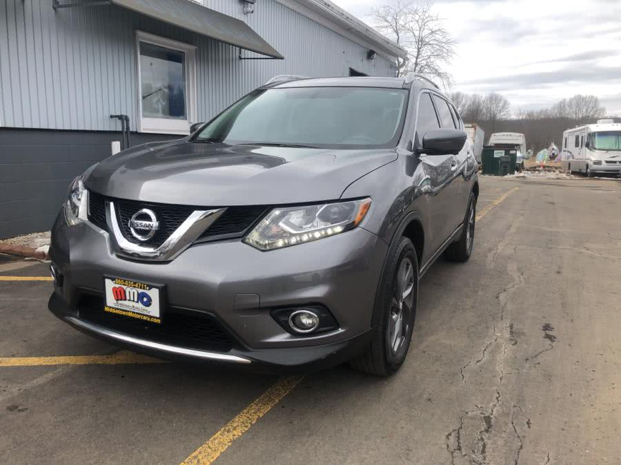 Used 2016 Nissan Rogue in Middletown, Connecticut | RT 3 AUTO MALL LLC. Middletown, Connecticut