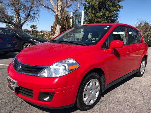 Used Nissan Versa 5dr HB Auto 1.8 S 2012 | Carmir. Orange, California
