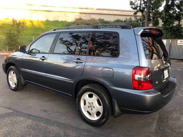 Used Toyota Highlander 4dr V6 Limited w/3rd Row (GS) 2006   Carmir. Orange, California