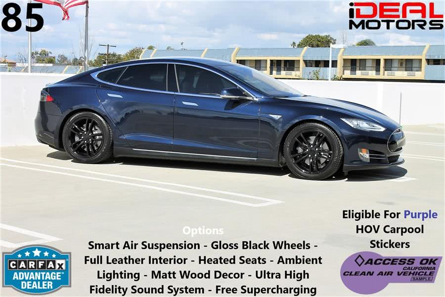 Used Tesla Model s Sedan 4D 2013 | Ideal Motors. Costa Mesa, California