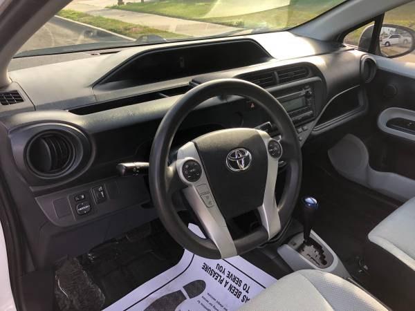 Used Toyota Prius c 5dr HB Two (Natl) 2012 | Carmir. Orange, California