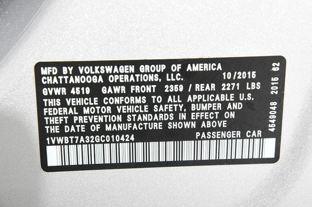2016 Volkswagen Passat 1.8T SE photo
