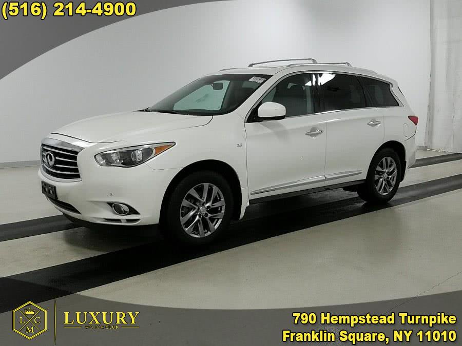2015 INFINITI QX60 AWD 4dr, available for sale in Franklin Square, NY