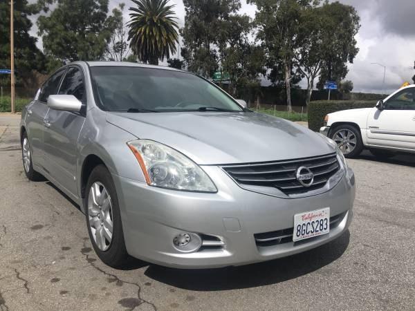 Used Nissan Altima 4dr Sdn I4 CVT 2.5 S 2011   Carmir. Orange, California