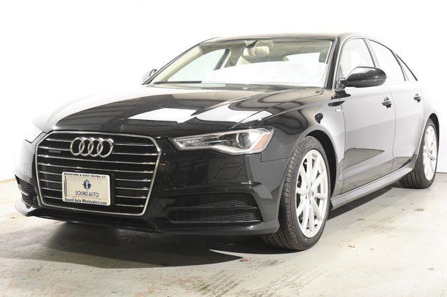 The 2017 Audi A6 Premium Plus photos