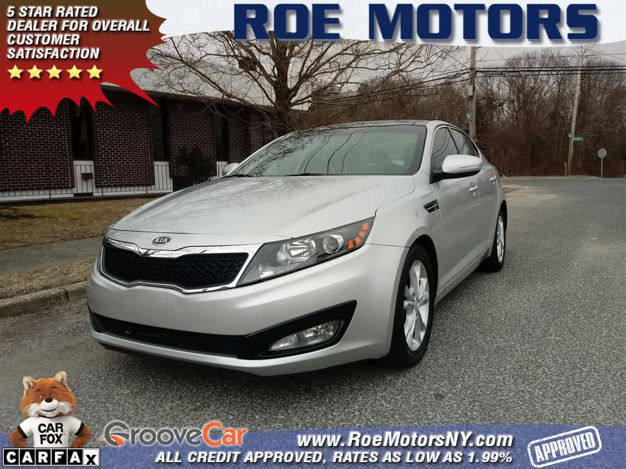 Used 2012 Kia Optima in Shirley, New York | Roe Motors Ltd. Shirley, New York