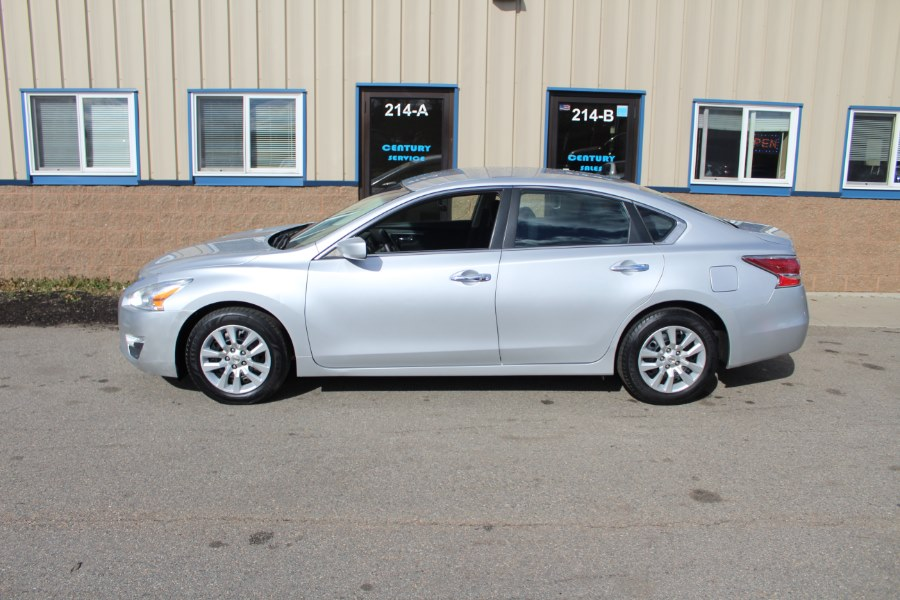 Used Nissan Altima 4dr Sdn I4 2.5 SV 2014 | Century Auto And Truck. East Windsor, Connecticut