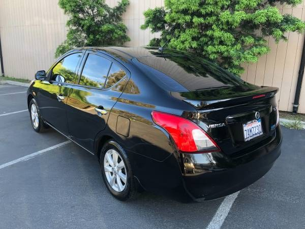 Used Nissan Versa 4dr Sdn CVT 1.6 SV 2014 | Carmir. Orange, California