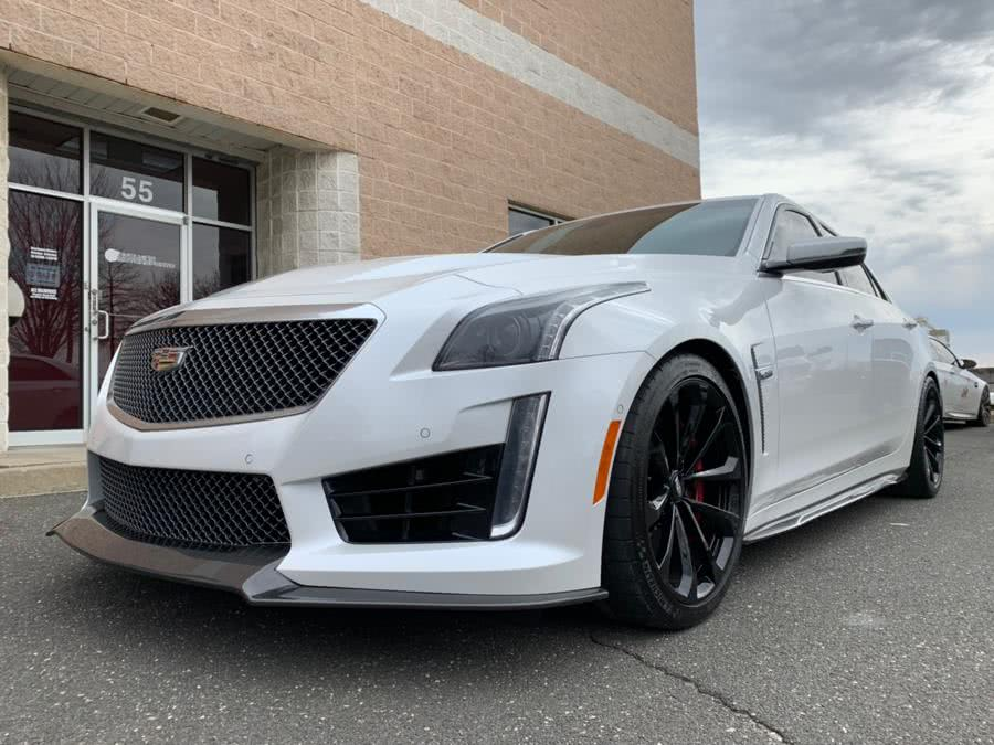 Used 2016 Cadillac CTS-V in Bayshore, New York | Evolving Motorsports. Bayshore, New York