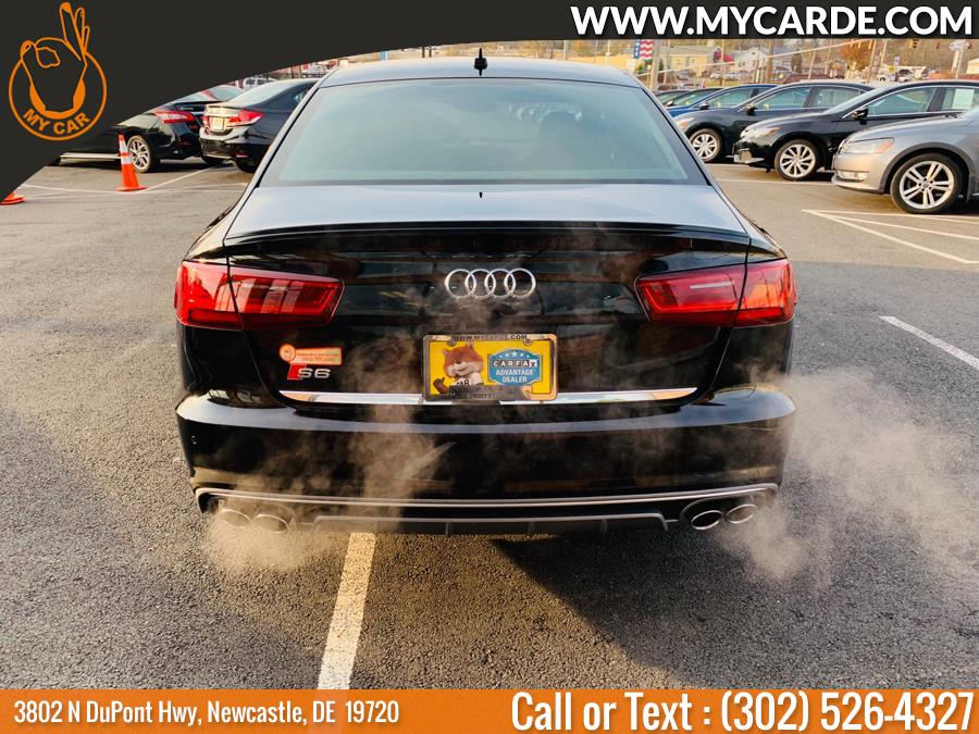 Used Audi S6 4.0 TFSI Prestige 2017 | My Car. Newcastle, Delaware