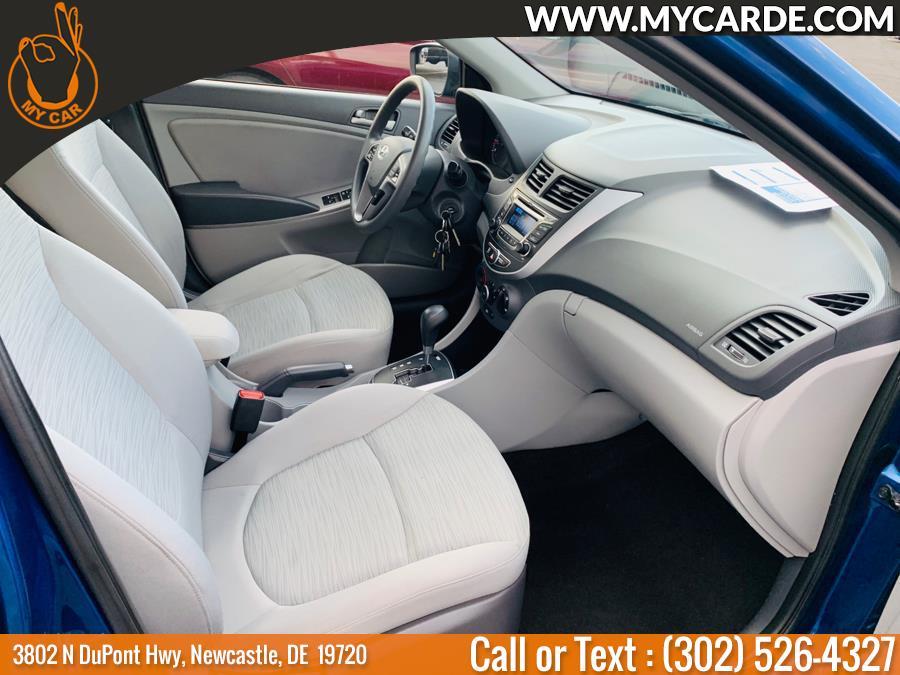 Used Hyundai Accent 4dr Sdn Auto SE 2016 | My Car. Newcastle, Delaware