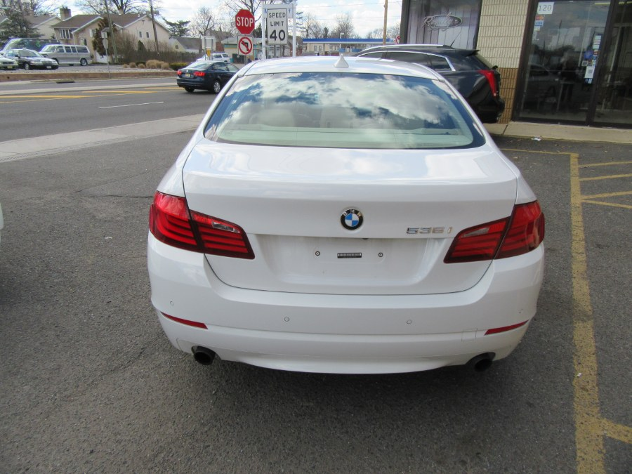 Used BMW 5 Series 4dr Sdn 535i xDrive AWD 2011 | Royalty Auto Sales. Little Ferry, New Jersey