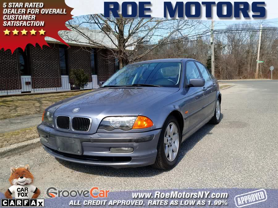 Used 2001 BMW 3 Series in Shirley, New York | Roe Motors Ltd. Shirley, New York