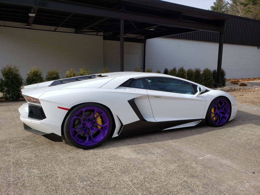 Used Lamborghini Aventador 2dr Cpe 2012 | 0 to 60 Motorsports. Willimantic, Connecticut