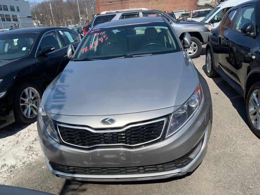Used 2011 Kia Optima in Brooklyn, New York | Atlantic Used Car Sales. Brooklyn, New York
