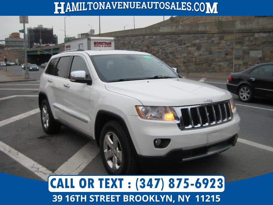 Used Jeep Grand Cherokee 4WD 4dr Limited 2011 | Hamilton Avenue Auto Sales DBA Nyautoauction.com. Brooklyn, New York