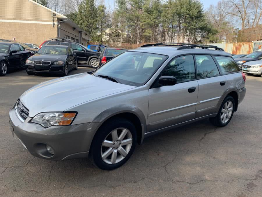 2006 Subaru Legacy Wagon Outback 2.5i Manual PZEV, available for sale in Cheshire, CT