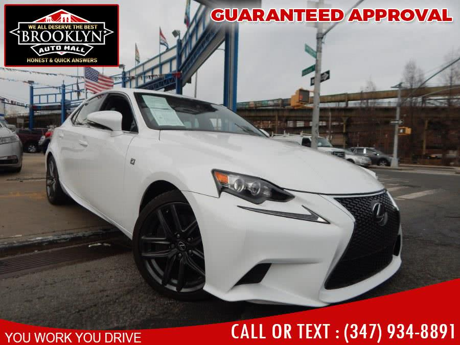 2014 Lexus IS F 350 4dr F-Sport Sdn AWD, available for sale in Brooklyn, NY
