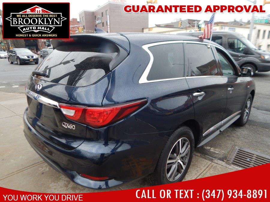 Used INFINITI QX60 AWD 2018 | Brooklyn Auto Mall LLC. Brooklyn, New York