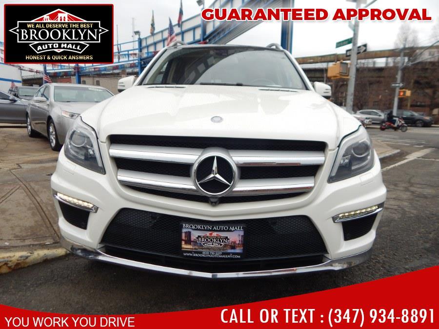 Used Mercedes-Benz GL-Class 4MATIC 4dr GL550 2014 | Brooklyn Auto Mall LLC. Brooklyn, New York