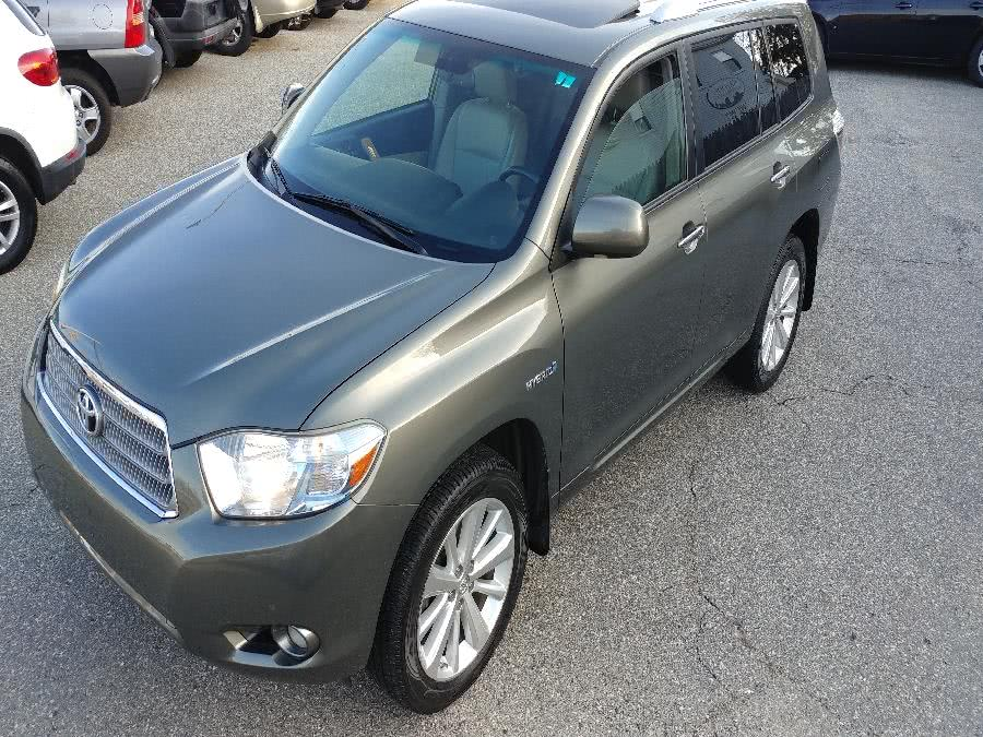 Used 2009 Toyota Highlander Hybrid in Chicopee, Massachusetts | Matts Auto Mall LLC. Chicopee, Massachusetts