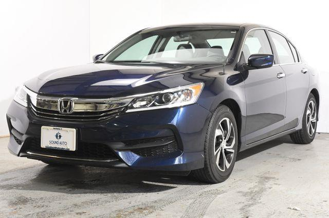 The 2016 Honda Accord LX photos