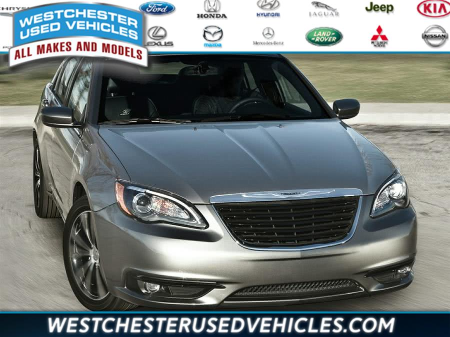Used 2011 Chrysler 200 in White Plains, New York | Westchester Used Vehicles. White Plains, New York